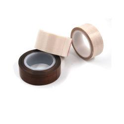 Alta resistencia cinta adhesiva de fibra de vidrio recubierto de teflón