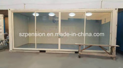 A vida de lazer recipiente modificado modernas construções/Prefab Quarto Sol/House