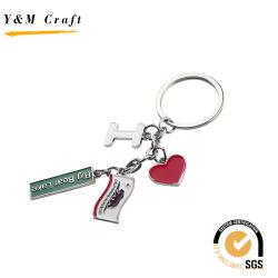 تصميم جميل مخصص لوحة مفاتيح علم المعادن سلسلة مفاتيح للهدية