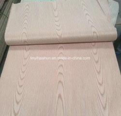 Recon placage de chêne rouge pour le contreplaqué et le plancher
