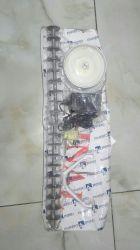 マリまたはナイジェリアの市場(BT-283)のためのマイクロウェーブコンバーターMMDS TV 5のアンテナ