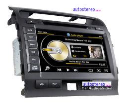 Auto AudioDVD voor GPS Satnav van de Kruiser van het Land van Toyota de Multimedia Headunit van de Navigatie