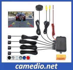 Sistema di assistenza del rivelatore del radar di inverso del sensore di parcheggio di Parktronic del cicalino dell'automobile