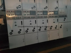 Hebei Carton machines Auto Flexo Slotter Die Machine de coupe de l'imprimante