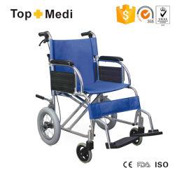 [مديكل قويبمنت] حجم صغيرة يدويّة منافس من الوزن الخفيف ألومنيوم كرسيّ ذو عجلات