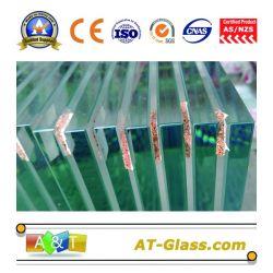 Le verre trempé personnalisé 3-19mm/Le verre trempé avec certificat CE