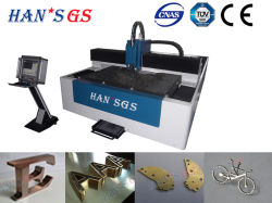 Le CNC à lecteur unique fibre industrielle de la faucheuse faucheuses Laser de la machine
