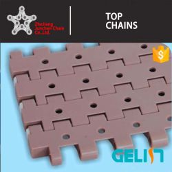 900y-004 série haut de plastique perforé silicone Temperature-Resistant Type de dépression de la courroie du convoyeur