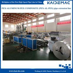 Calefacción bajo suelo Pex-Al-Pex hacer tubo tubo/máquina extrusora de tubo de línea de producción/
