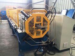 Galvanisierter Edelstahl rund und rechteckige Regendownspout-Rohr-Rolle, die Maschinen-Fertigung-Gerät bildet