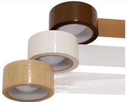 Materiale BOPP cartone adesivo di colore marrone scuro Confezione nastro/nastro/imballaggio Nastro/imballaggio/nastro imballaggio BOPP