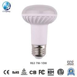 إضاءة LED R63 LED LIGIGIGH SMD2835 7W/10W E27/B22 CE RoHS