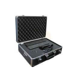 Kundenspezifischer Aluminiumberufsfotographien-Kamera-Kasten (HC-2005)