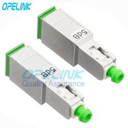 Tipo alimentabile femmina ottica del connettore di Sc/APC dell'attenuatore della fibra all'attenuatore ottico fisso del maschio