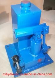 Manual de servicio severo versátil Single-Speed Pedal High-Press Bomba hidráulica de alta eficiencia de la mano de obra