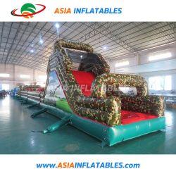 Campo da giuoco gonfiabile di ostacolo mobile di prezzi di fabbrica con il disegno personalizzato