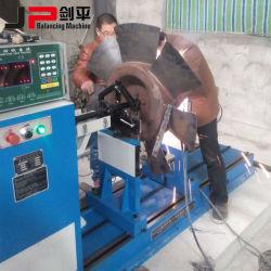 Жесткий машины для балансировки нагрузки подшипника лопасти вентилятора с внутренним шаровым шарниром или рабочее колесо