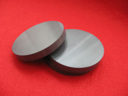 O nitreto de silício refratário Industrial Si3n4 Placas cerâmicas de wafers