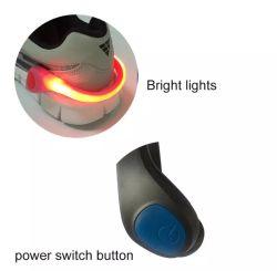 2018 Super Bright Chaussure de course de la sécurité de lumière à LED étanche