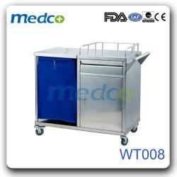 Cina Produttore Medical Equipment Dressing lavanderia Trolley