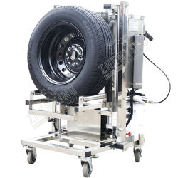 Mantenimiento de Automóviles de neumático de rueda de la herramienta de reparación rápido (carro)