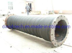 Industriële grote boring zuig bagmachine zandmodder afvoer flexibel water Rubberen slang buis