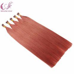 Sacadas Pre-Tipped duplo I Dica bônus queratina extensões de cabelo