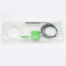 2020년 새로운 설계 1 * 8 1 * 4 SC APC 1 * 8 Mini PLC 스플리터