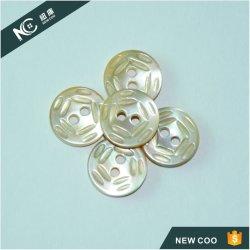 Природные высокое качество кофта четыре отверстия Trocas Shell .