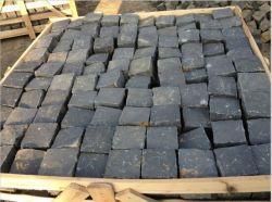 자연 스톤 블랙 G685 바솔트 큐브 스톤 - 정원 풍경