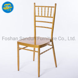 イベント党結婚式のChiavariの椅子のための熱い販売の食事の家具