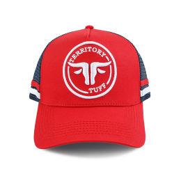 Panel-Fernlastfahrer-Hut der Fashioin Baseball-Freizeit-Stickerei-5