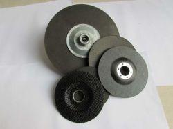 La placa de refuerzo de fibra de vidrio / Notas de colgajo disco T27 tipo plana 117mm