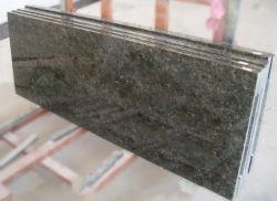 تخفيضات ساخنة فراشة خضراء جرانيت سطح طاولة حمام المطبخ