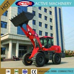 De ACTIEVE Lader van het Wiel van de Apparatuur van de Bouw van de Lader van het Merk 3ton met 92kw de motor van DEUTZ voor Verkoop