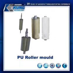 Rolete de PU Molde Senhoras Sandálias de cunha equipamento para PVC/PU máquina de impressão