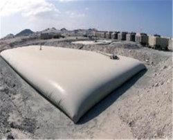 Big portatif pliable 5000L d'eau de la vessie de l'eau du réservoir de l'hydratation de la vessie/réservoir de l'Armée gonflable