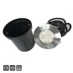 3W/6W/9W IP68 수중 LED 수영풀 투광램프