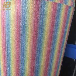 A cola termofusível TPU cintilante vinil de transferência de calor para o vestuário