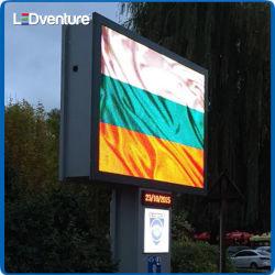 P3-P4 P6.67 P10 Цветной для использования внутри помещений для использования вне помещений передней сервисный светодиодный экран для рекламы