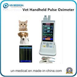 Animal Hospital de l'équipement portable ordinateur de poche signe vital SpO2 moniteur avec fonction Temp