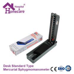 Het Bureau Standaard Mercurial Sphygmomanometer van Ce ISO (MA100)