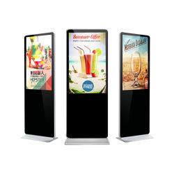 TFT Aangepaste Binnen LEIDENE van de Grootte LCD van het Comité de Digitale VideoVertoning van de Reclame van het Scherm Commerciële voor Bioskoop/Supermarkt