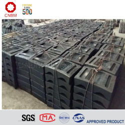 중국 제조자 공 선반 예비 품목 높은 망간 강철 엔진 강선
