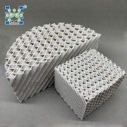 De geperforeerde Ceramische Golf Gestructureerde Verpakking van de Plaat