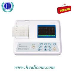 Beste prijs HE-03b digitale ECG (elektrocardiogram) machine met CE