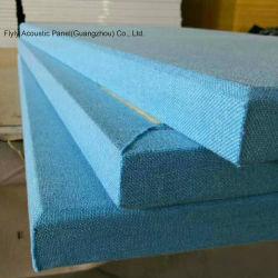 Tecido de alta qualidade Painel Acústico Painel de parede de absorção acústica