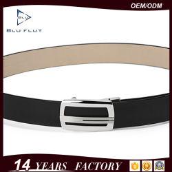 Courroie personnalisée en usine d'acier creux d'alimentation de boucle de ceinture en cuir