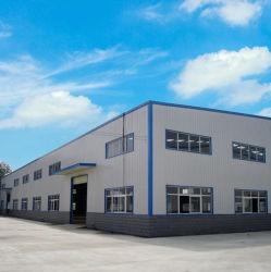 Estructura de acero de construcción del marco del Plan de diseño de almacenes galpón prefabricado
