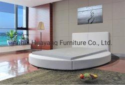 Гостиница кровать спальня мебель Двуспальная кровать за круглым столом